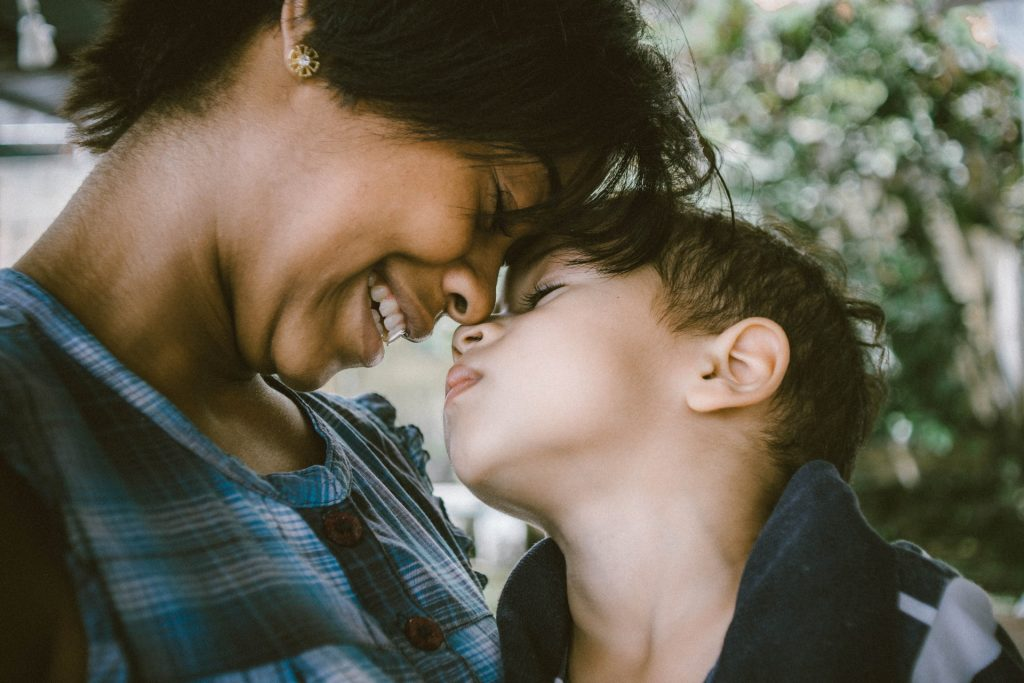 Questions to ask kids about their parents image