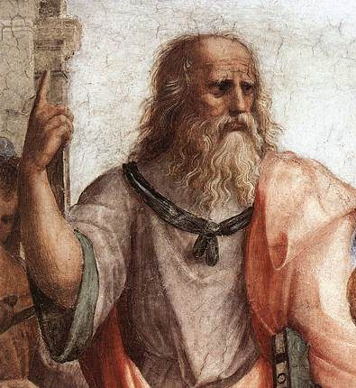 Plato's drawing in Interesting Questions