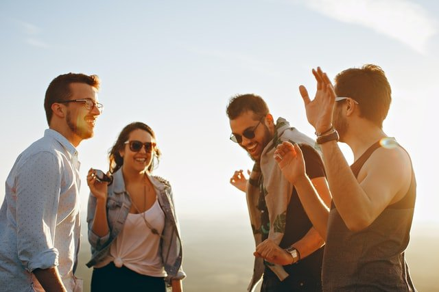 Friends Outing in Yes or No Questions to Ask Your Friends